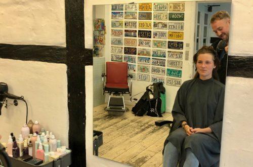 Københavns bedste frisør